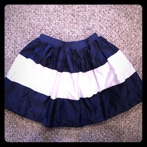 NWOT crewcuts layered skirt size 4-5